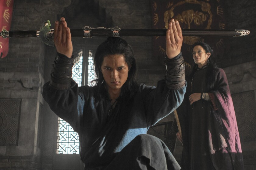"""Crouching Tiger, Hidden Dragon: Sword of Destiny"" will be available for streaming on Netflix on Friday, when it hits theaters."