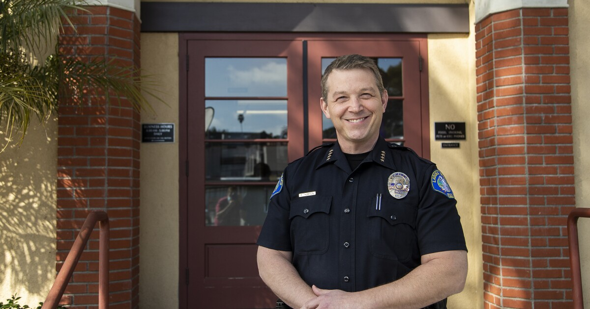 Laguna Beach Police Chief Resigns After Just Four Months On The Job Los Angeles Times