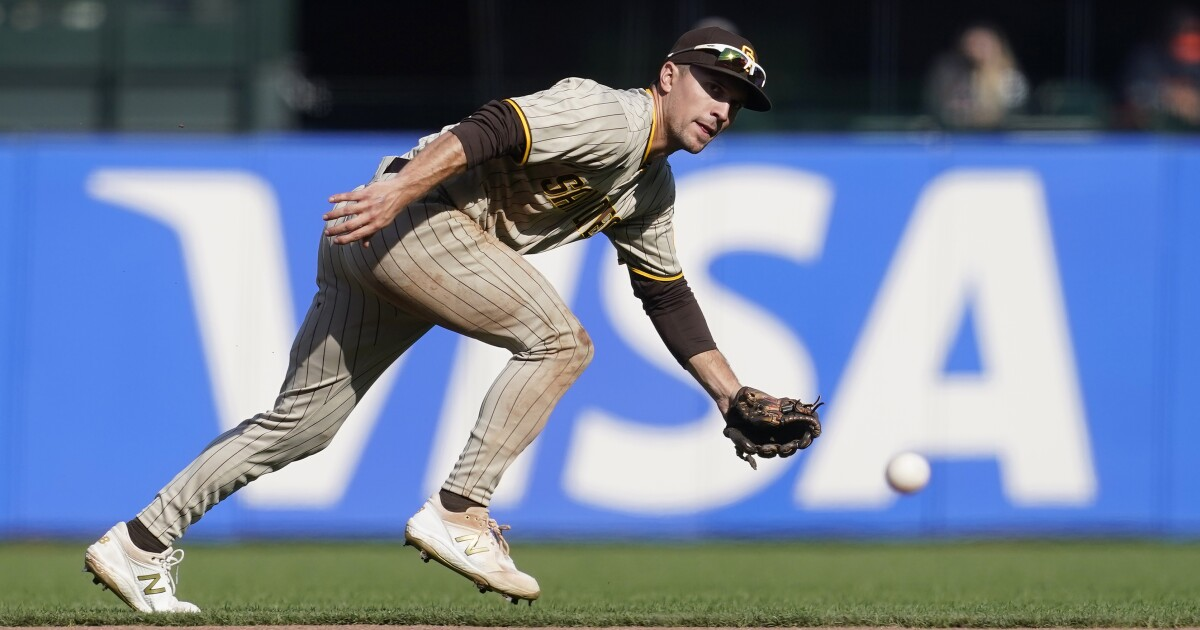 Padres pregame: Cronenworth still out; Frazier remains in cleanup spot