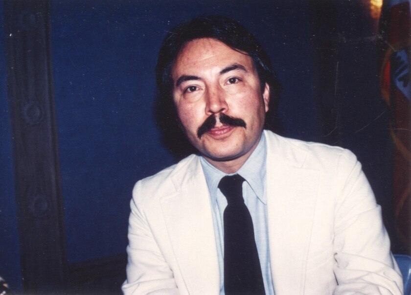 Juan Gómez Quiñones, in an undated photo.