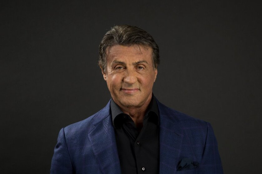 """Sylvester Stallone received his first Oscar nomination in 39 years Thursday when he was nominated for best supporting actor for """"Creed."""""""