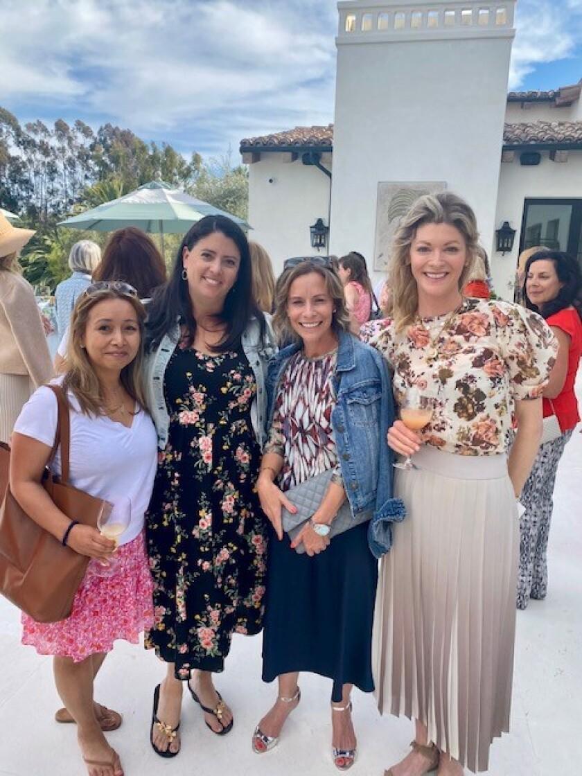 Rosemarie Rohatgi, Cheryl Slamans, Jillian Spector, and Adrienne Hoehn Sherman.