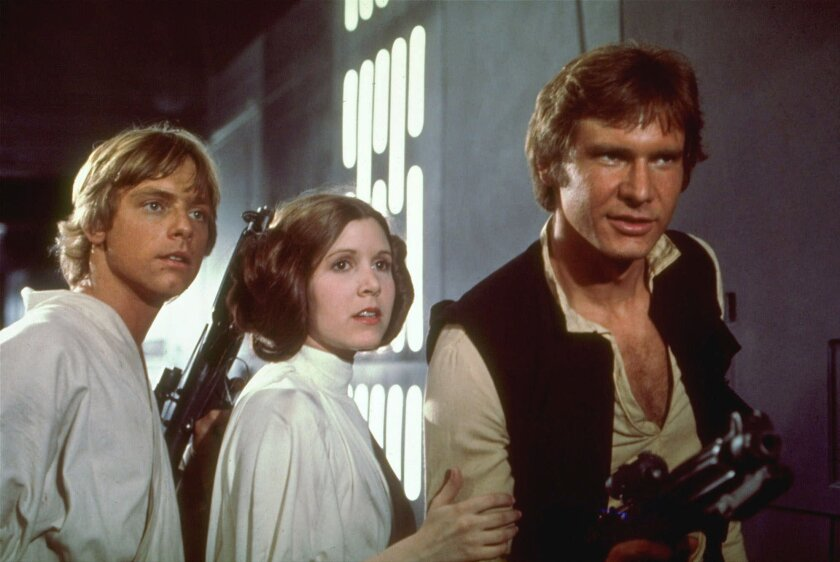 Even Mark Hamill is still impressed with his 'Star Wars' screen test