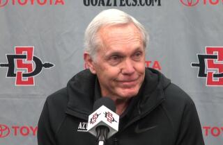 "Rocky Long: ""This team has overachieved"""