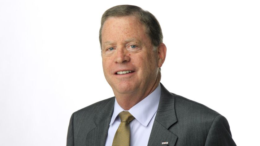 Robert Brewer, candidate for San Diego County District Attorney.