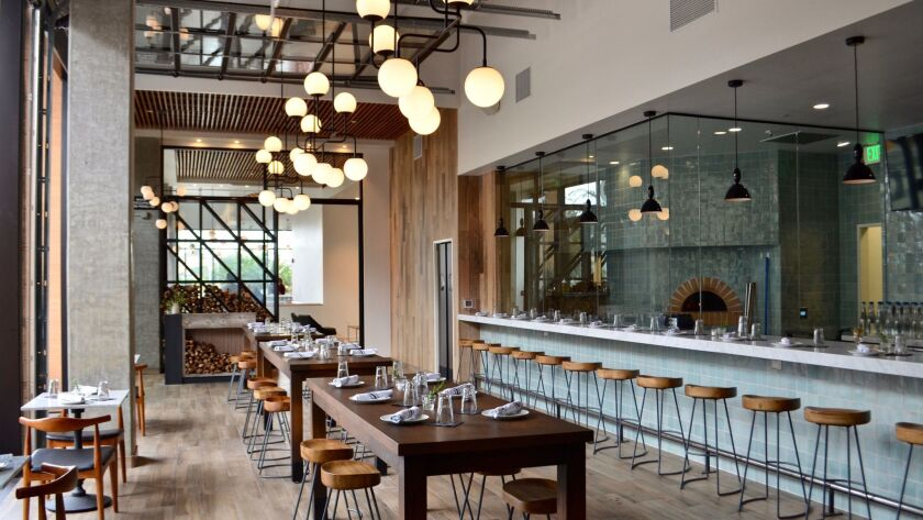 Stella Public House has opened with sister restaurant Halcyon coffee bar in the North City development just north of Cal State San Marcos in San Marcos. Stella is a farm-to-table rustic Italian restaurant with full bar.