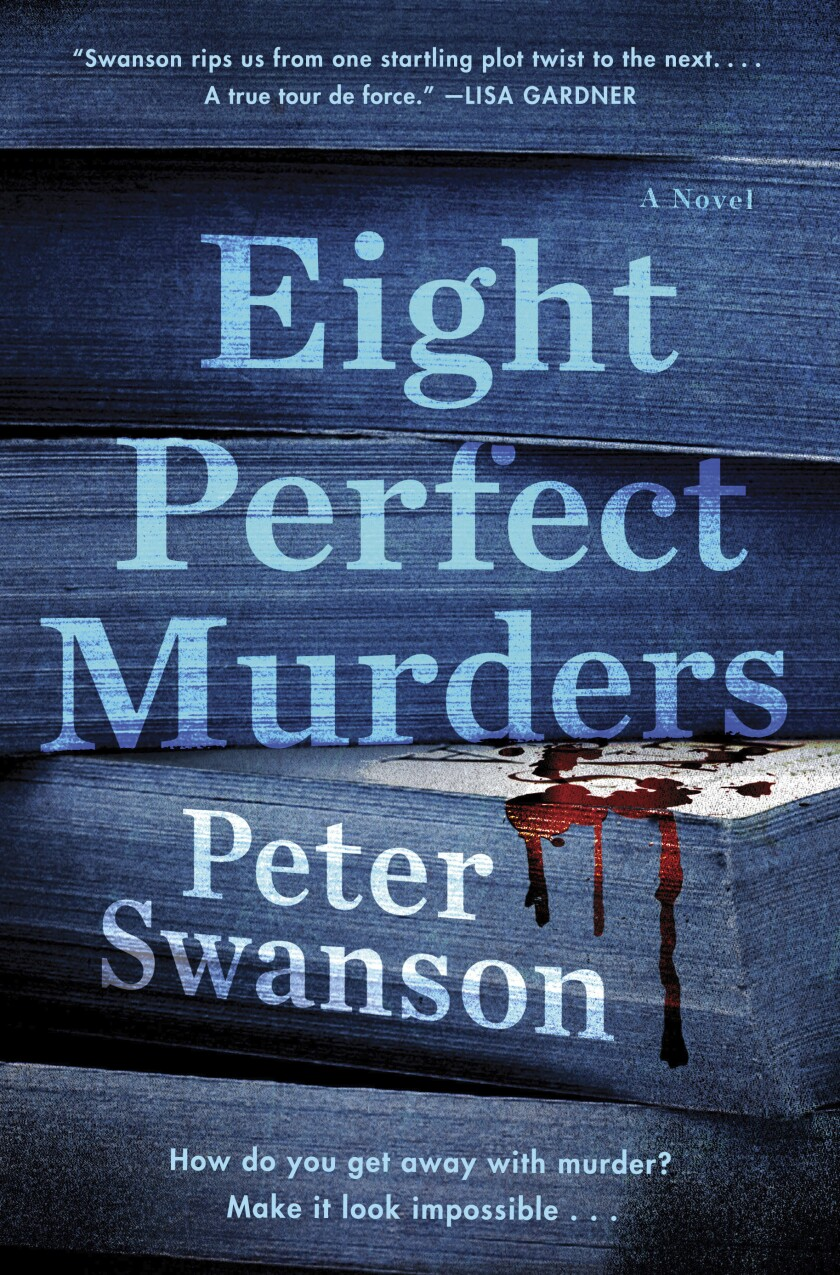 Book Review - Eight Perfect Murders