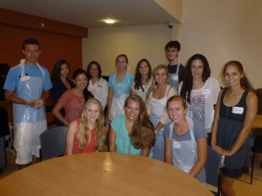 Community service for high school students teaches young people civic responsibility and respect.