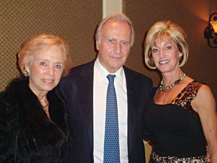 Sharon Stein, Kerman Beriker and Jan Reital