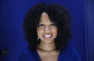 Glory Edim, founder of Well-Read Black Girl
