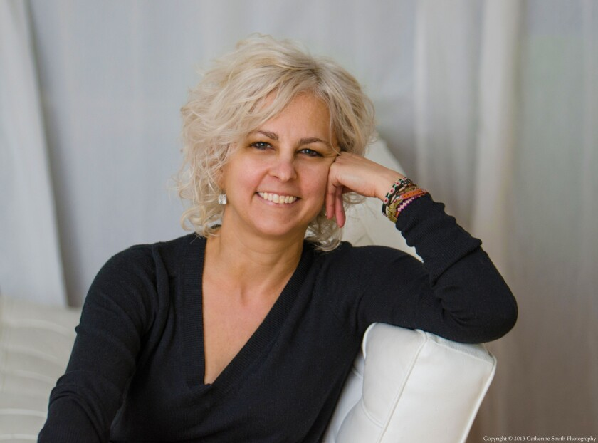 Author Kate DiCamillo will be the national ambassador for young people's literature in 2014 and 2015.