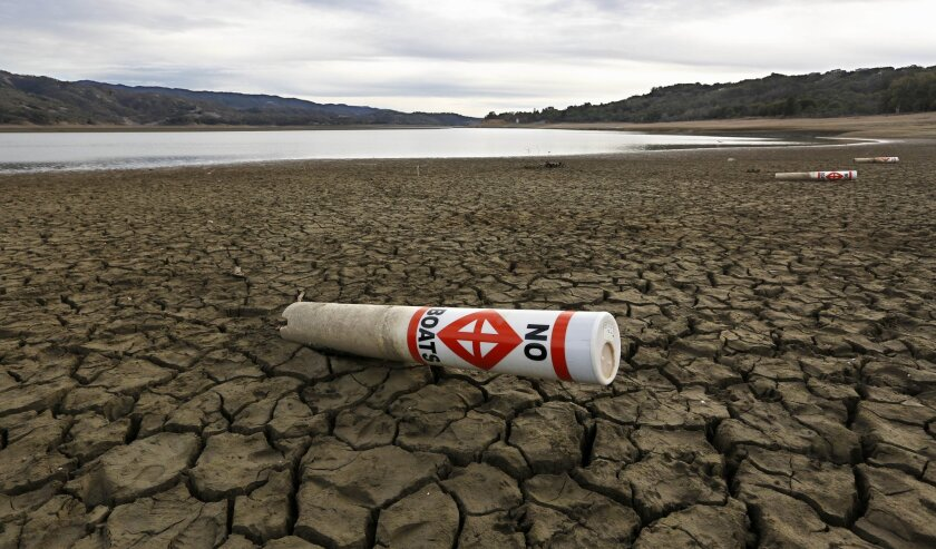A new study argues that the American Southwest and Great Plains will face unprecedented risk of a decades-long drought in the latter half of the century due to human-induced climate change.