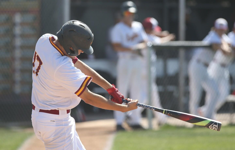 Photo Gallery: Estancia vs. Saddleback in baseball