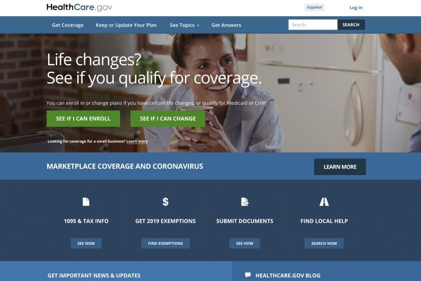 Virus Outbreak-Health Insurance