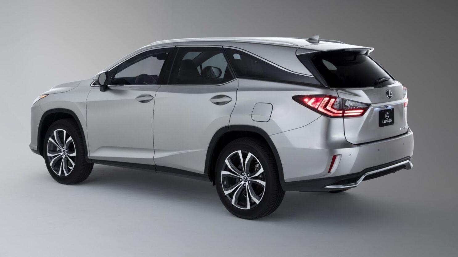 Lexus 3 Row Suv >> 2018 Lexus Rx 350l The 3 Row Prescription For Family Travel The