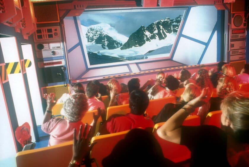 The final ride on the Wild Arctic flight simulators will be Jan. 10, ending a 23-year run of the 3D attraction.