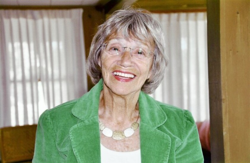 """Barbara Robinson, author of """"The Best Christmas Pageant Ever,"""" has died. She was 85."""