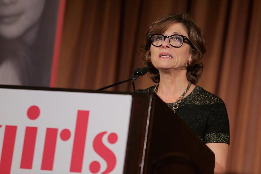 CBS President Nina Tassler