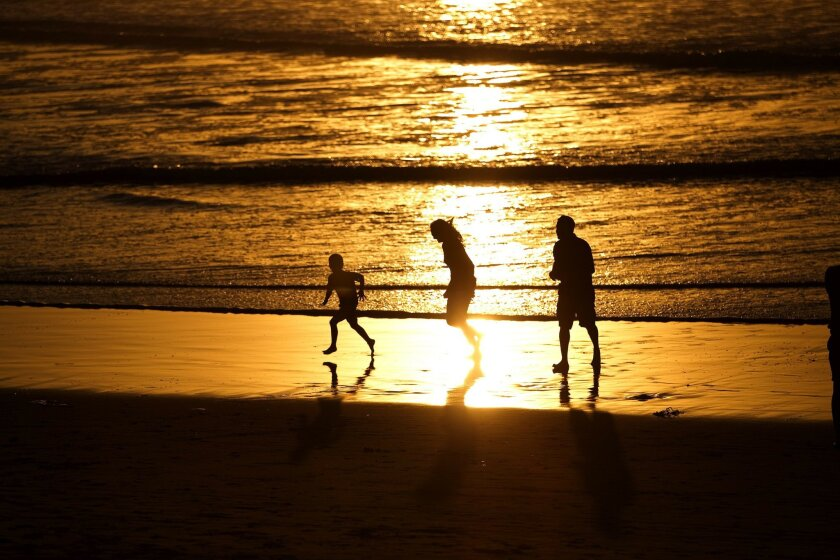 San Diego beaches are always a big draw for visitors seeking a weekend getaway