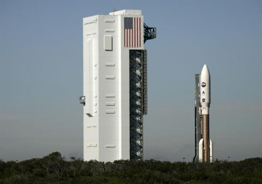 "Imagen de la sonda ""New Horizons"" que despegó el 17 de enero de 2006. EFE/Archivo"