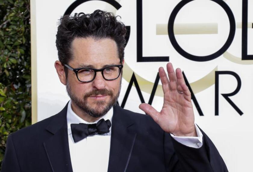 J.J. Abrams arrives for the 74th annual Golden Globe Awards ceremony at the Beverly Hilton Hotel in Beverly Hills, California, USA. EFE/EPA/Paul Buck/File
