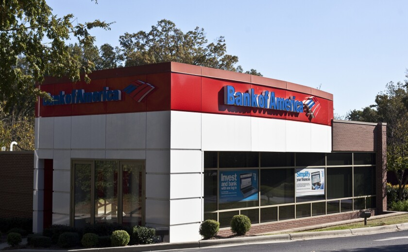 The federal government is suing Bank of America Corp. over mortgages sold to Fannie Mae and Freddie Mac.