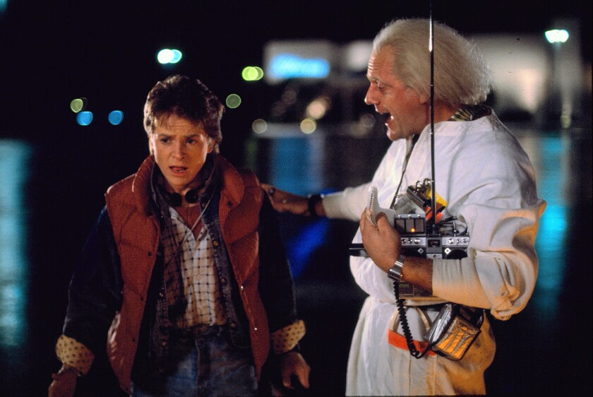 'Back to the Future'