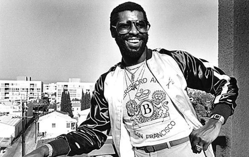 "Teddy Pendergrass, best known for the sandpaper voice behind the 1972 hit ""If You Don't Know Me By Now,"" is photographed in Los Angeles in 1978."
