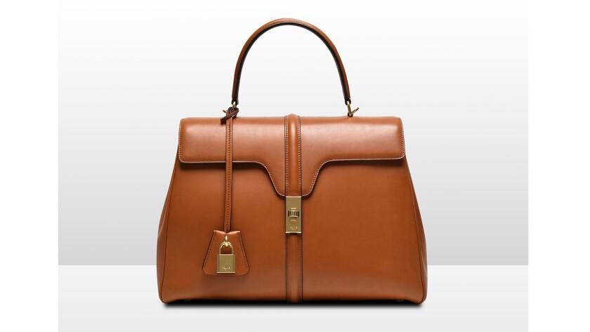 Meet the bag that's launching Hedi Slimane's Céline reboot - Los