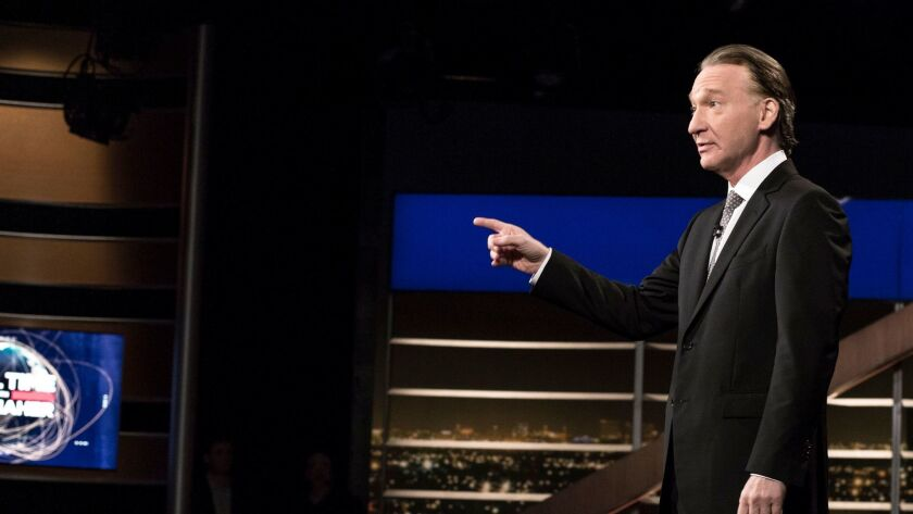 Bill Maher flunks history during free speech debate with