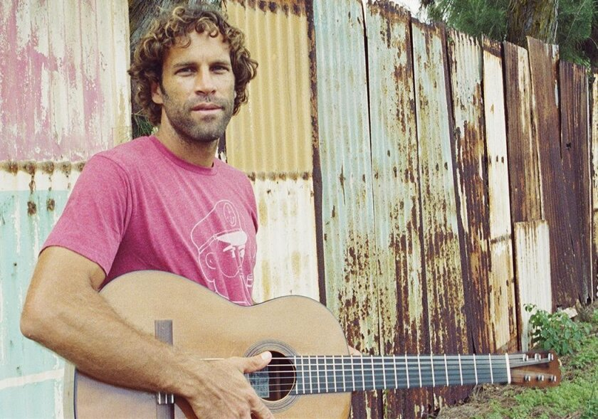 Jack Johnson was the first headliner to be announced for the 2016 KAABOO Del Mar festival. (Emmett Malloy)