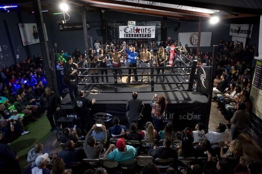 Cheers Bar and Grill cuenta con diez años operando, ahora con un plus para los asistentes: Llevar el boxeo como, espectáculo, considerando que es garantía de éxito en cualquier rincón fronterizo. Incluso ya se le adjudica el nombre de la nueva Arena Cheers.