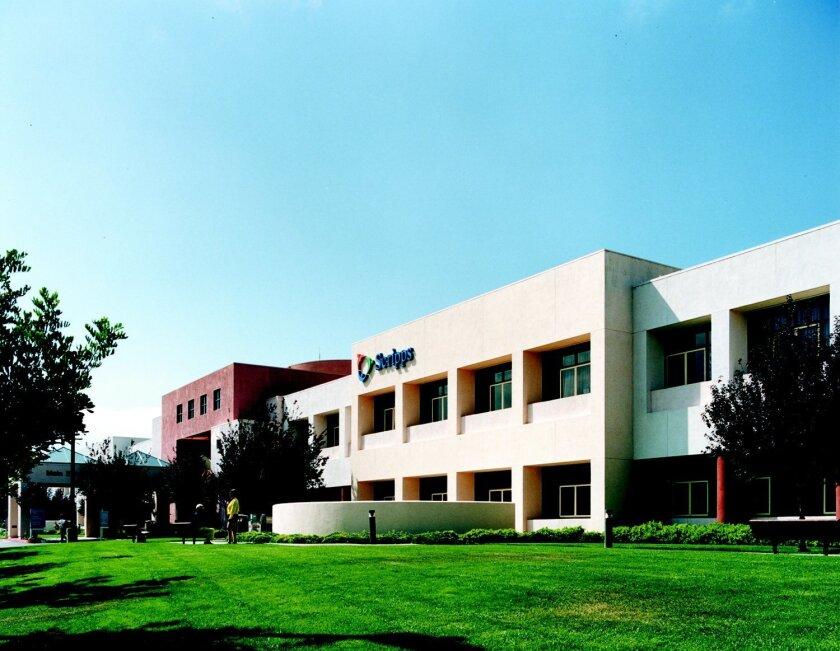 Scripps Memorial Hospital Encinitas