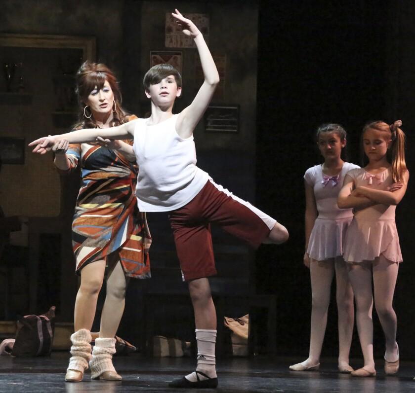 'Billy Elliot' at La Mirada Theatre