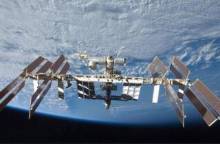 Space station flyovers visible from San Diego this week