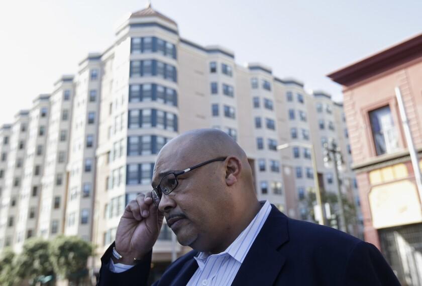 Mohammed Nuru, former director of San Francisco Public Works