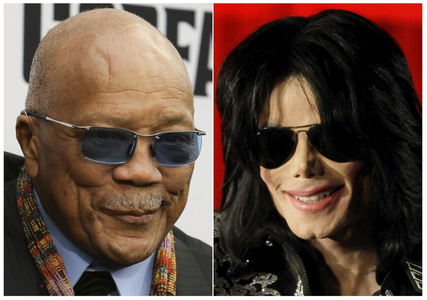 Quincy Jones-Michael Jackson Lawsuit