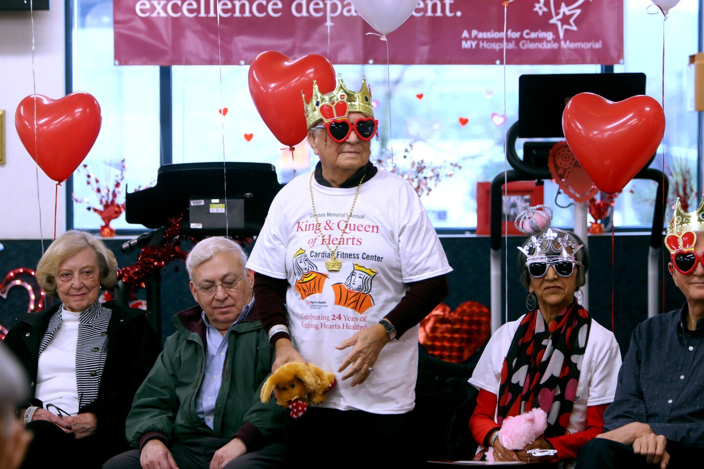 Photo Gallery: 24th annual King and Queen of Hearts