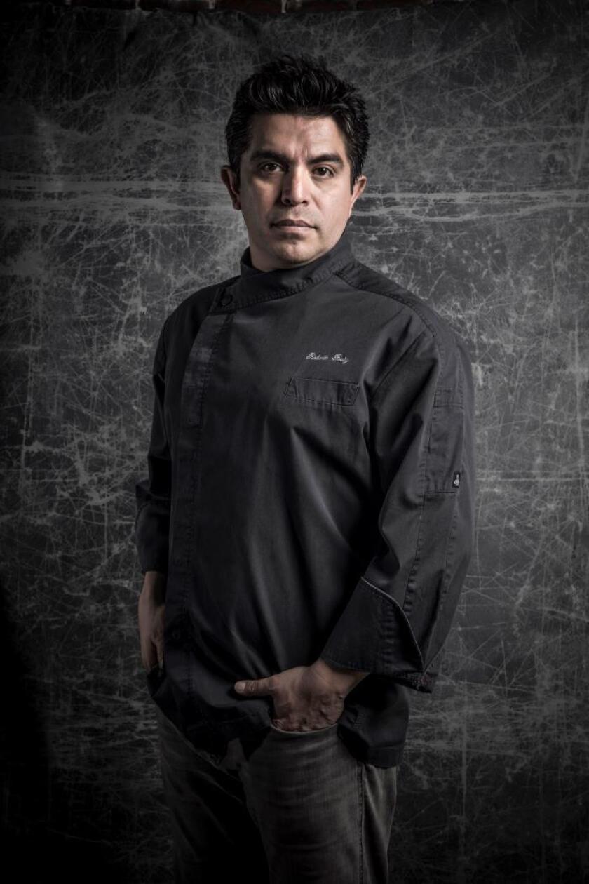 Fotografía facilitada por Restaurante Punto MX del mexicano Roberto Ruiz. EFE