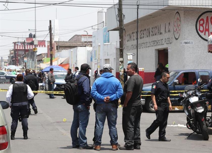 La Procuraduría General de la Ciudad de México informó hoy que investiga el hallazgo de dos cabezas humanas en la céntrica colonia Morelos, en la demarcación Venustiano Carranza. EFE/ARCHIVO