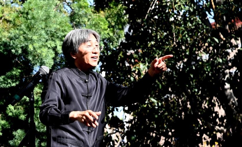 Yunhe Liang