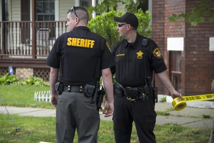 La toma de rehenes ocurrida este viernes en una residencia militar de California terminó tras más de siete horas con las tres rehenes y el secuestrador muertos, según informaron las autoridades. EFE/ARCHIVO