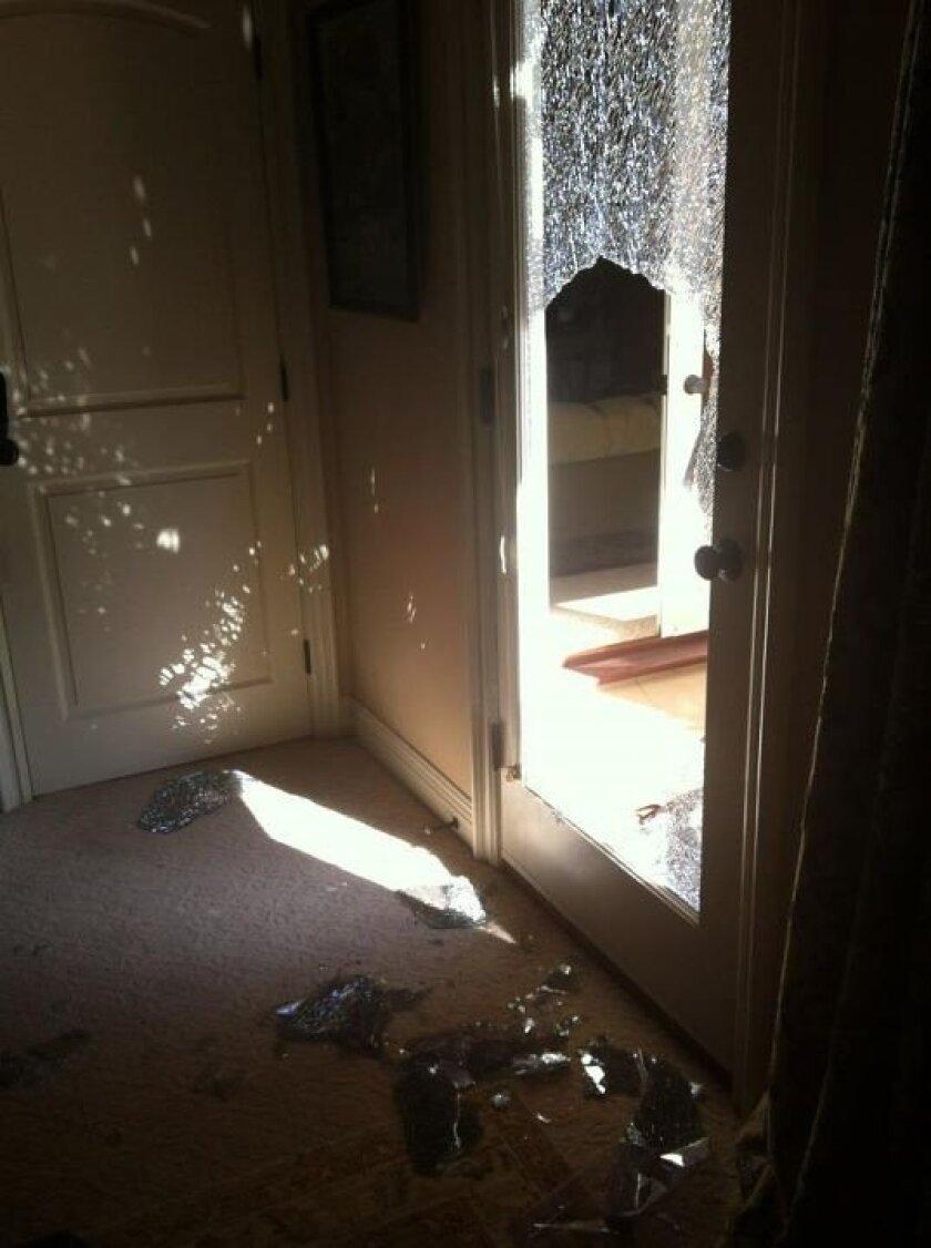 Burglary-Photo