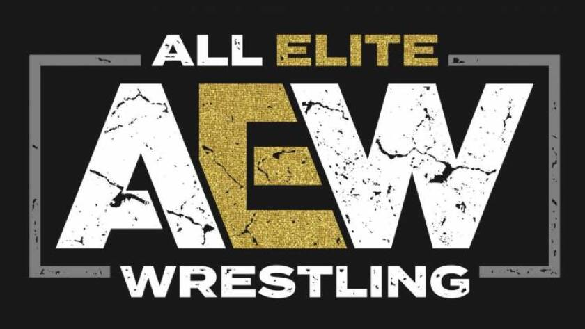 Aew Debuts As A New Hope In Pro Wrestling Los Angeles Times