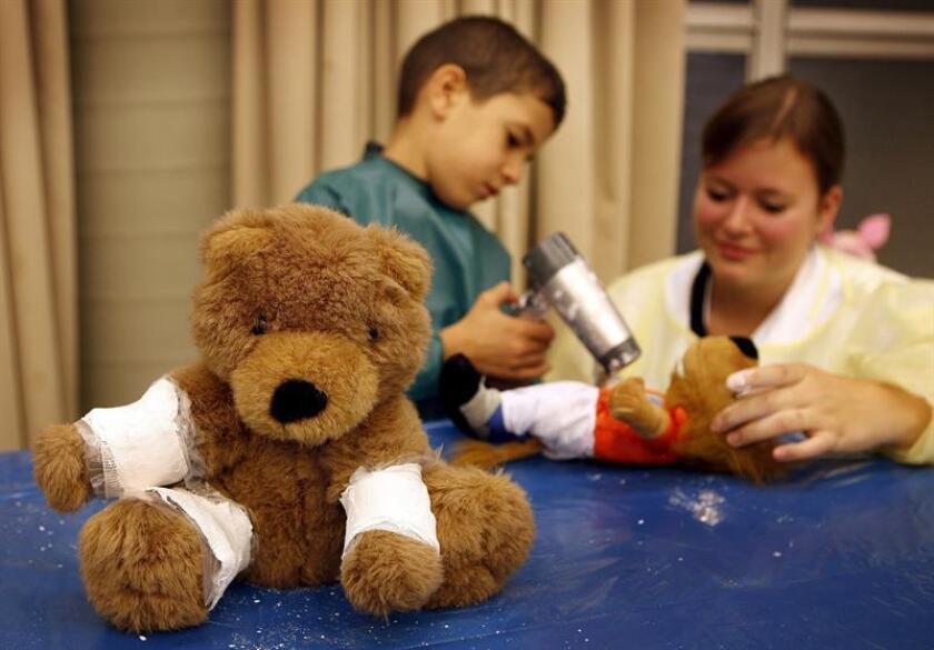 Juguetes ayudan a niños a explorar su realidad y desarrollar su imaginación