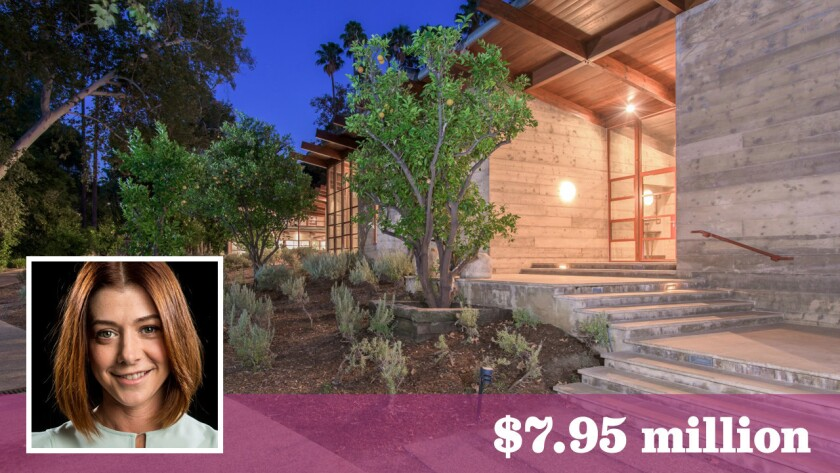 Hot Property | Alyson Hannigan & Alexis Denisof