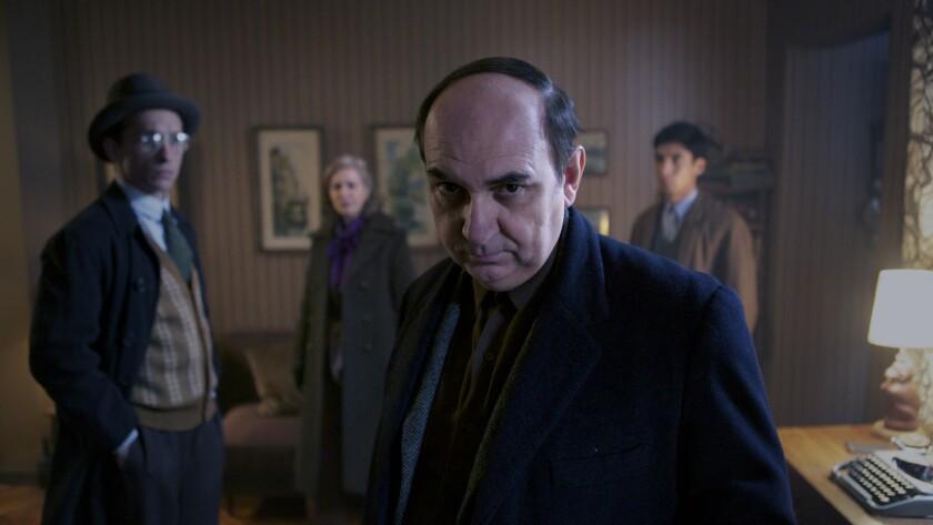 """Luis Gnecco as Pablo Neruda in the movie """"Neruda."""""""