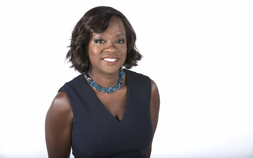 """Viola Davis is in the running for supporting actress for her turn in """"Fences."""""""