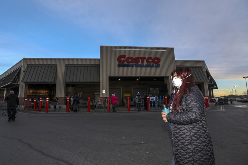 Yes, we all love Costco. Please, for the love of all that is holy, do not go to Costco for the next few months if you are in a vulnerable population.