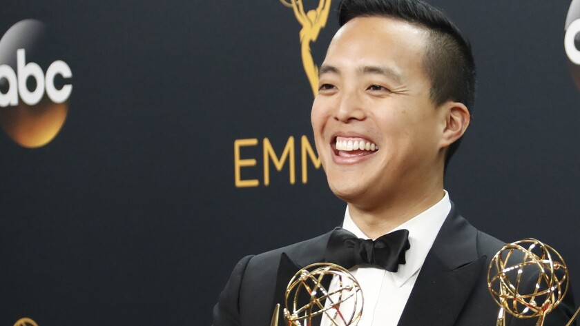 """Master of None"" writer and co-creator Alan Yang."